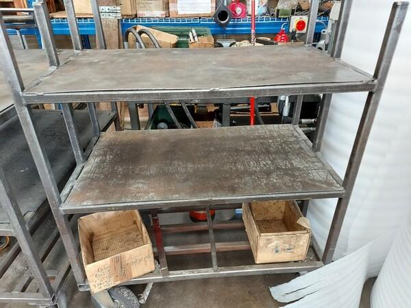5#6076 Scaffalature industriali e carrelli metallici in vendita - foto 108