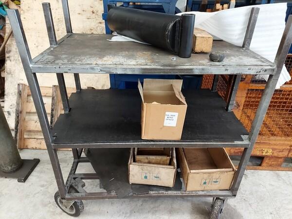 5#6076 Scaffalature industriali e carrelli metallici in vendita - foto 110