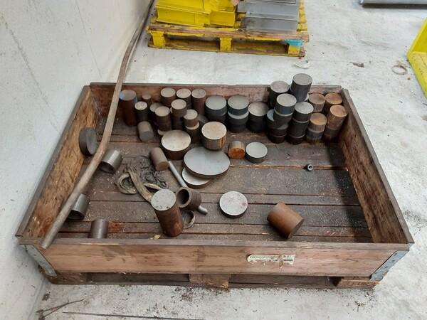 5#6076 Scaffalature industriali e carrelli metallici in vendita - foto 112