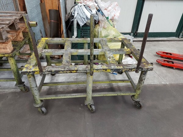 5#6076 Scaffalature industriali e carrelli metallici in vendita - foto 113