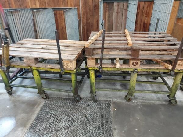 5#6076 Scaffalature industriali e carrelli metallici in vendita - foto 114