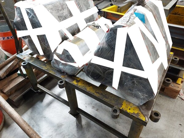 5#6076 Scaffalature industriali e carrelli metallici in vendita - foto 119