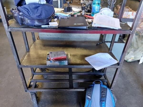 5#6076 Scaffalature industriali e carrelli metallici in vendita - foto 140