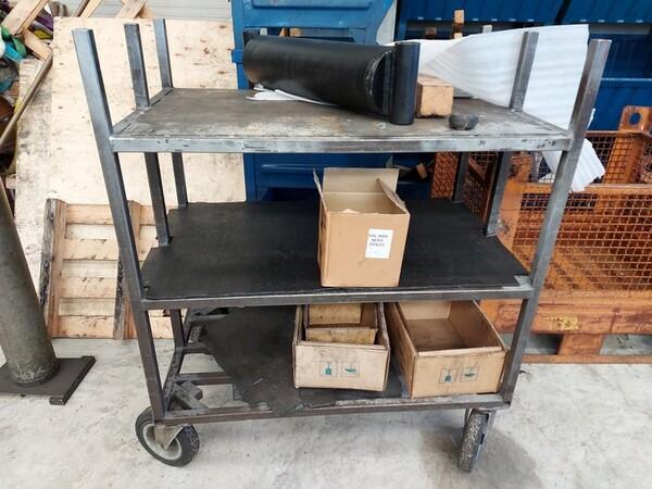 5#6076 Scaffalature industriali e carrelli metallici in vendita - foto 147