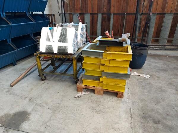 5#6076 Scaffalature industriali e carrelli metallici in vendita - foto 150