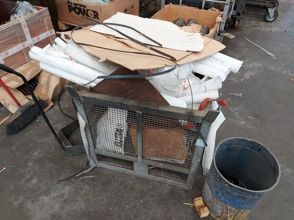 5#6076 Scaffalature industriali e carrelli metallici in vendita - foto 168
