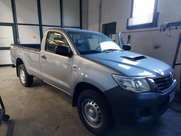 1#6077 Autocarro Pickup Toyota Hilux in vendita - foto 1