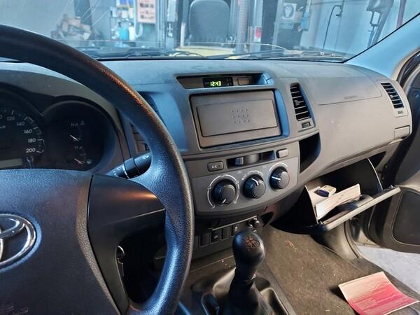 1#6077 Autocarro Pickup Toyota Hilux in vendita - foto 3