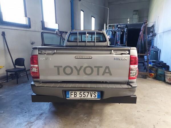 1#6077 Autocarro Pickup Toyota Hilux in vendita - foto 10