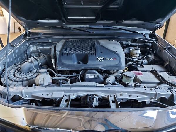 1#6077 Autocarro Pickup Toyota Hilux in vendita - foto 13