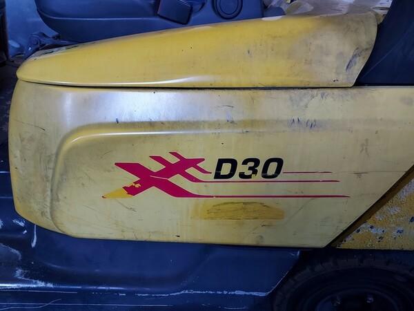 2#6077 Muletto OM XD30 e fusti in vendita - foto 2