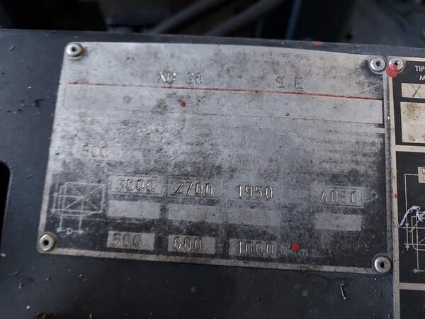 2#6077 Muletto OM XD30 e fusti in vendita - foto 10