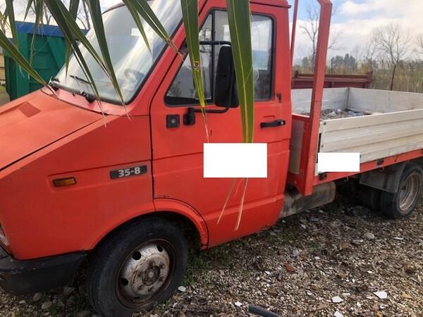2#6079 Furgone Fiat in vendita - foto 1
