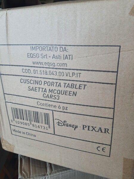 1#6080 Cuscini Disney Cars 3 in vendita - foto 4