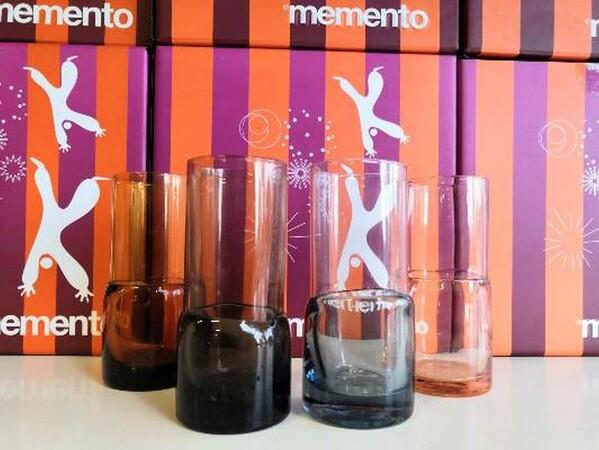 2#6080 Bicchieri Memento in vendita - foto 6