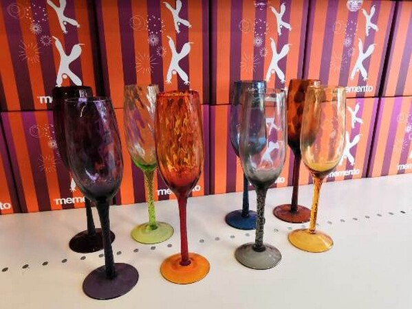 2#6080 Bicchieri Memento in vendita - foto 13