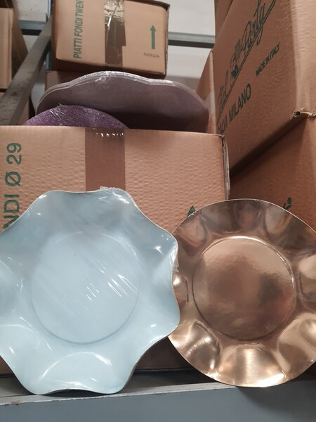 5#6080 Piatti e bicchieri Italparty in vendita - foto 7