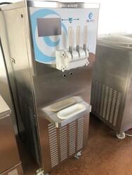 Soft Espresso Ice Cream Machine and Bravo Pasteurizer - Lot 0 (Auction 6082)