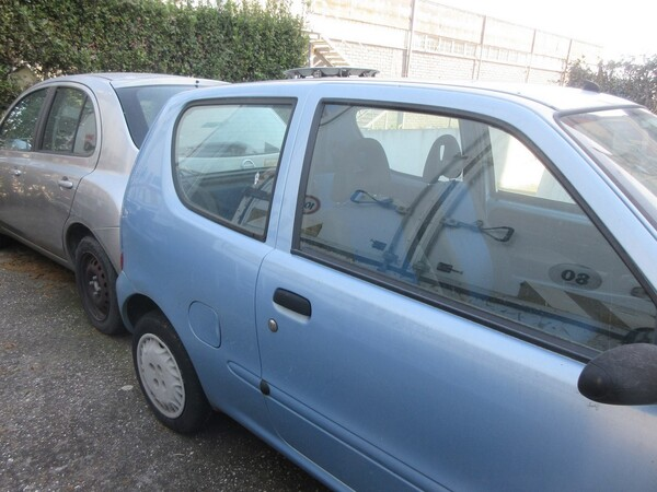1#6086 Autovettura Fiat 600 in vendita - foto 7