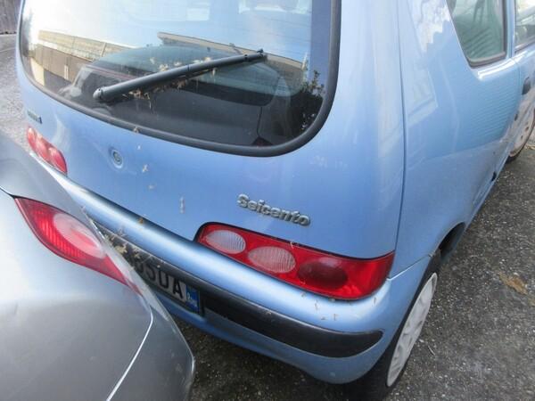 1#6086 Autovettura Fiat 600 in vendita - foto 9