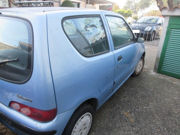 1#6086 Autovettura Fiat 600 in vendita - foto 10