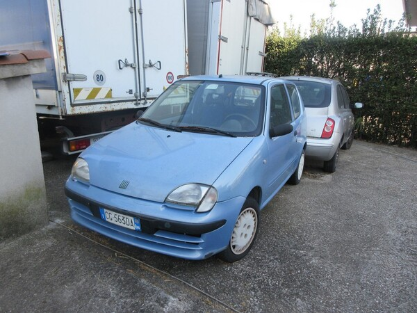 1#6086 Autovettura Fiat 600 in vendita - foto 15
