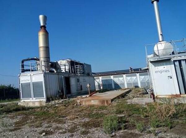 1#6087 Impianto di cogenerazione a biogas GE Jenbacher in vendita - foto 2