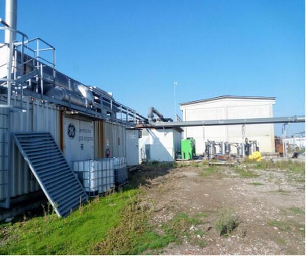 1#6087 Impianto di cogenerazione a biogas GE Jenbacher in vendita - foto 3