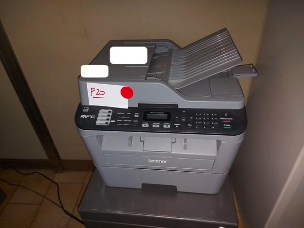1#6089 Macchinari e attrezzature elettroniche d'ufficio in vendita - foto 7