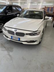 Veicolo Bmw 318D Touring - Lotto 2 (Asta 6093)