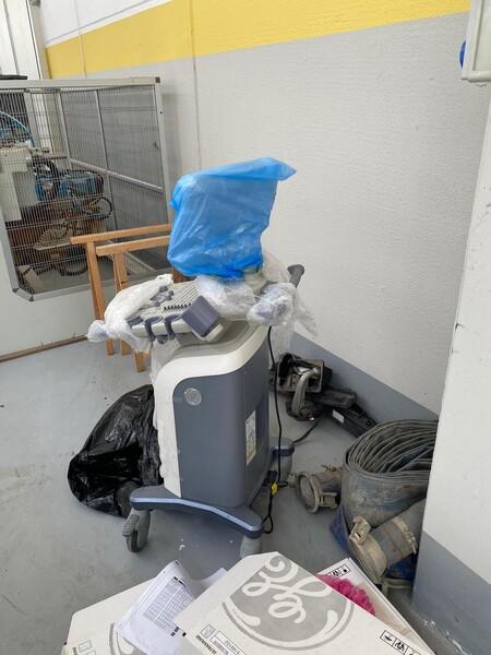 1#6094 Ecografo Ge Medical Systems in vendita - foto 5