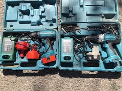 Makita drill and hammer drill - Lot 6 (Auction 6095)