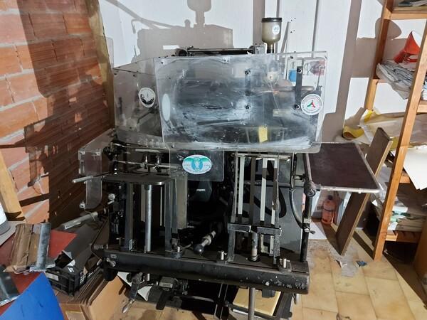 1#6096 Tipografica Heidelberg OHT in vendita - foto 3
