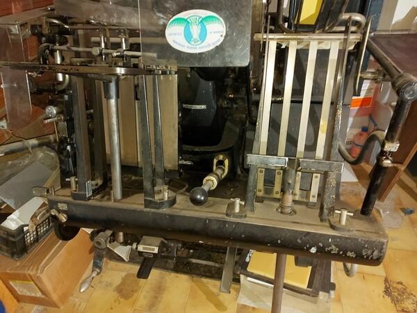 1#6096 Tipografica Heidelberg OHT in vendita - foto 4
