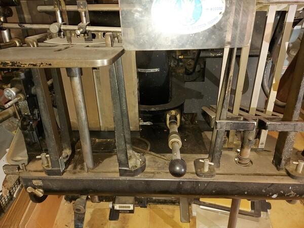 1#6096 Tipografica Heidelberg OHT in vendita - foto 5