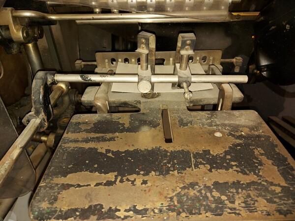 1#6096 Tipografica Heidelberg OHT in vendita - foto 6