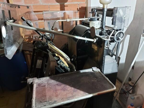 1#6096 Tipografica Heidelberg OHT in vendita - foto 11