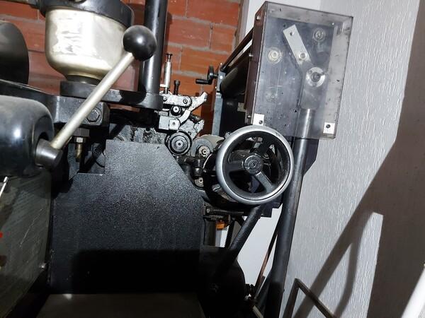 1#6096 Tipografica Heidelberg OHT in vendita - foto 12