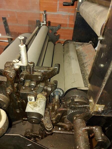 1#6096 Tipografica Heidelberg OHT in vendita - foto 14