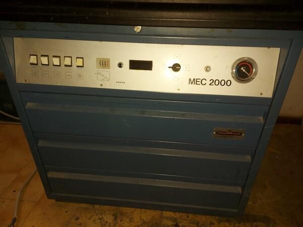 2#6096 Bromografo Mec 2000 e Macchina Polytronic in vendita - foto 3
