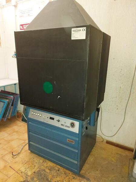 2#6096 Bromografo Mec 2000 e Macchina Polytronic in vendita - foto 4