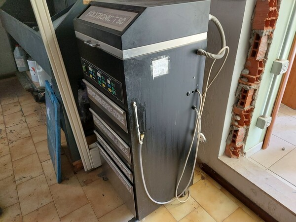 2#6096 Bromografo Mec 2000 e Macchina Polytronic in vendita - foto 7