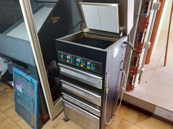 2#6096 Bromografo Mec 2000 e Macchina Polytronic in vendita - foto 10