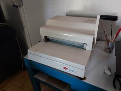 Gbc WireBind binding machine and stapler - Lot 4 (Auction 6096)
