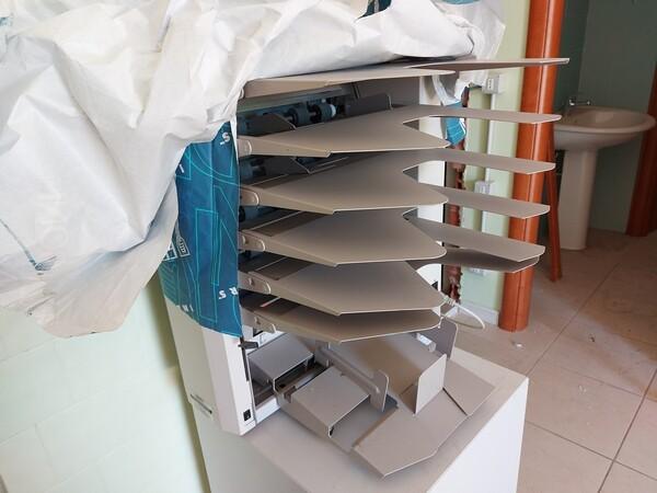 5#6096 Fascicolatore PL in vendita - foto 5