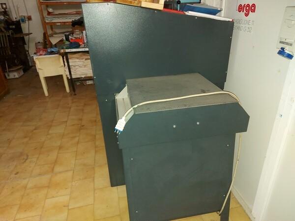 6#6096 Tagliacarta idraulico in vendita - foto 7