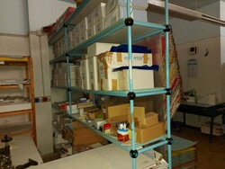 Shelving and office furniture - Lot 7 (Auction 6096)
