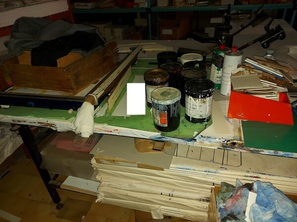 7#6096 Scaffalatura e arredi da ufficio in vendita - foto 5