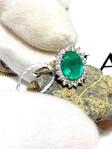 Immagine 5 - Anello Cocktail Smeraldo e Diamanti - Lotto 2 (Asta 6097)