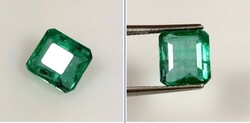 Natural emerald - Lot 9 (Auction 6097)